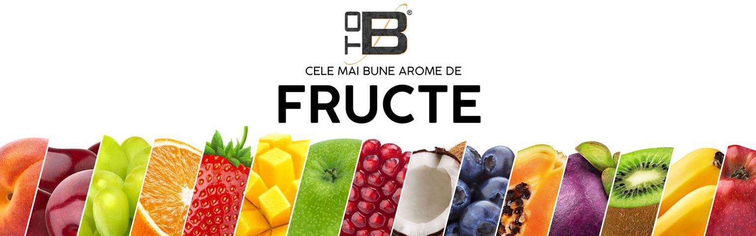 Lichide Tigara Electronica arome fructe